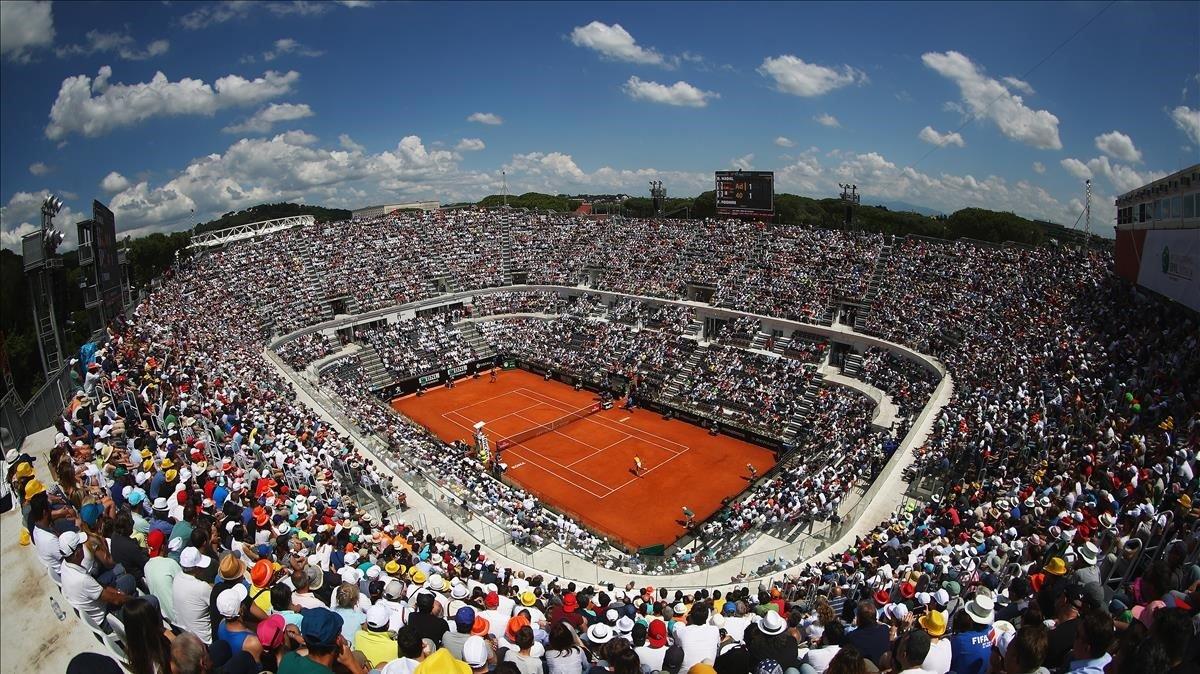 El tenis tiene fecha de regreso en Italia