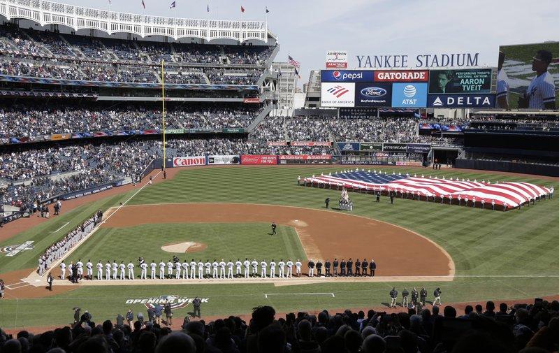Forbes: Yanquis, el equipo más valioso de MLB