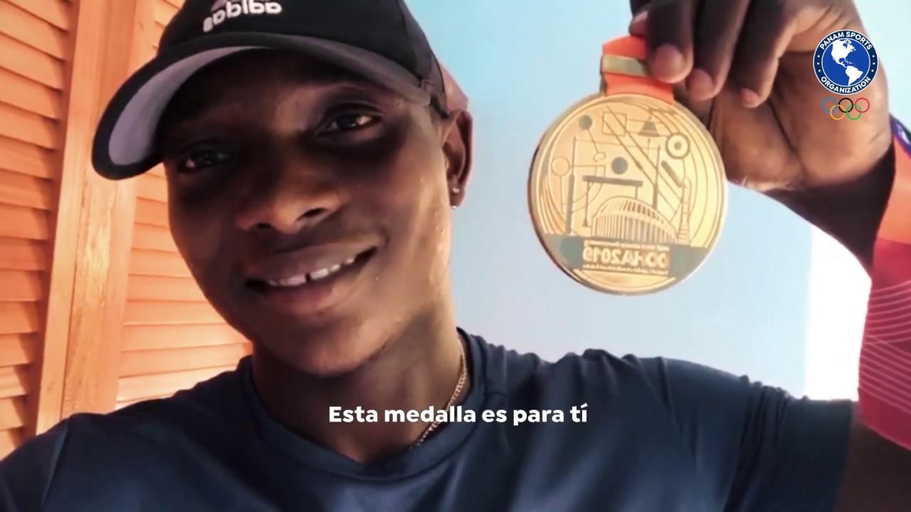 Campeones olímpicos, mundiales y Panam tributan primera línea salud