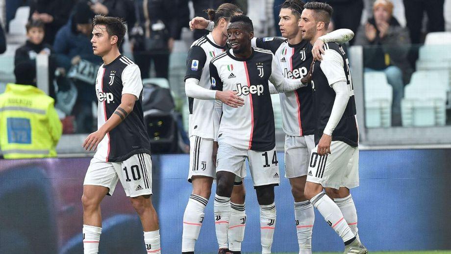 Juventus no aceptaría el título de la Serie A por COVID-19