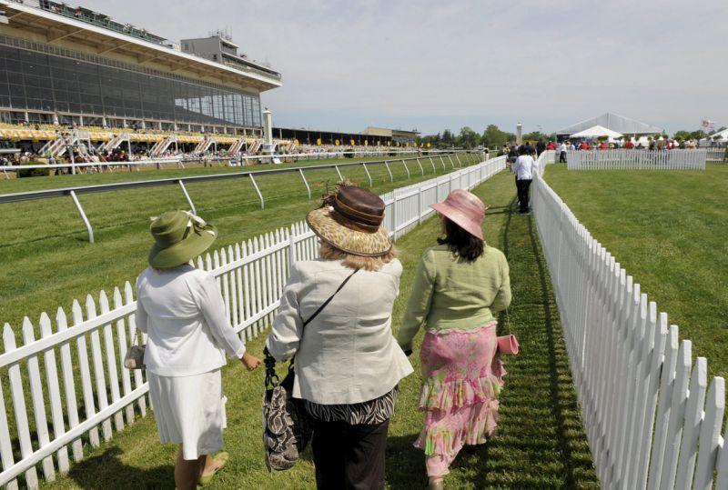 Se aplaza carrera hípica Preakness Stakes y se busca nueva fecha