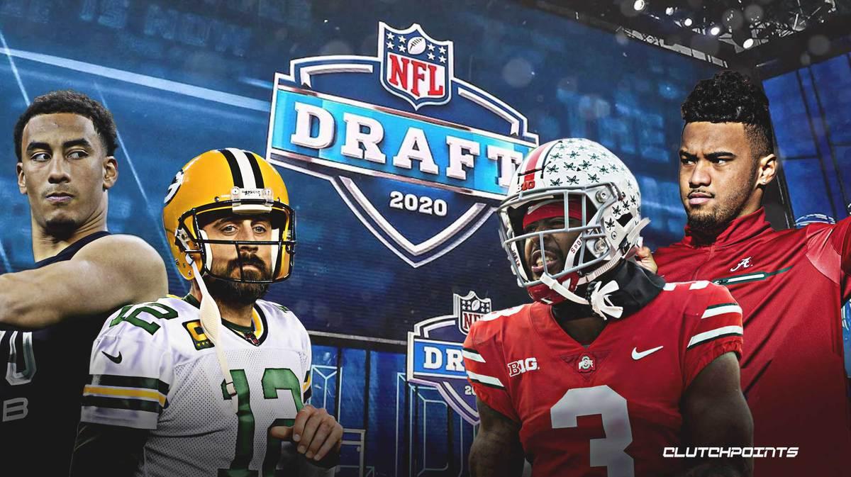 Primera ronda del Draft 2020 rompe récords de audiencia de la NFL