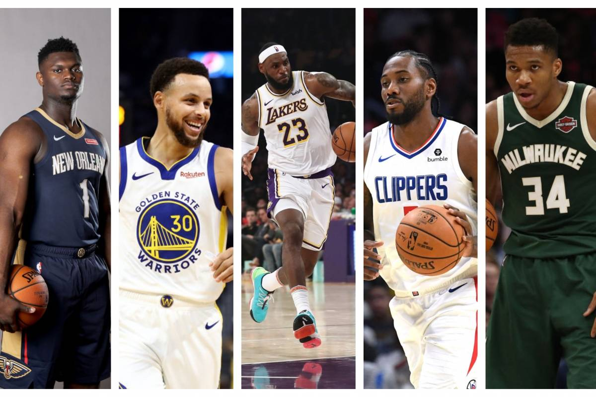 Jugadores de la NBA recibirán su próximo salario completo