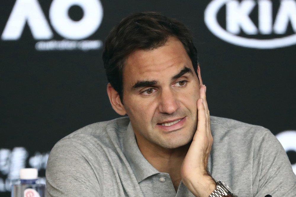 Federer plantea fusionar giras de hombres y mujeres