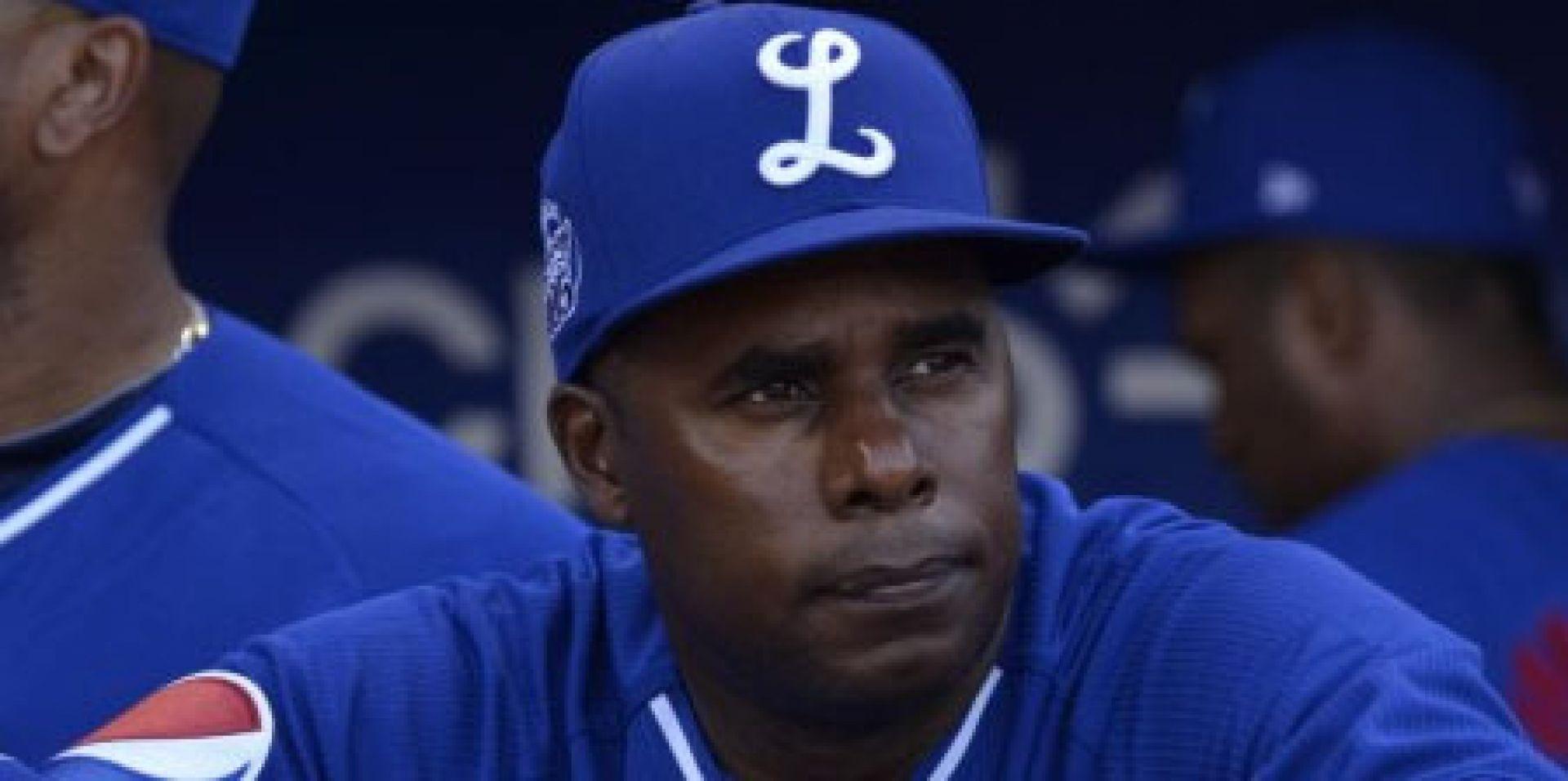 Ex MLB dominicano, José Offerman, revela que tiene cáncer de prostata
