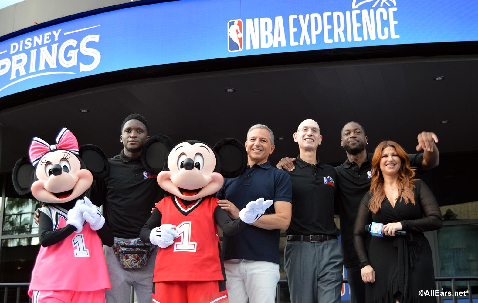 Disney World se perfila como sede de un posible retorno de la NBA