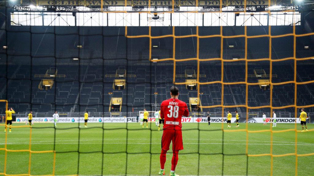 La Bundesliga volverá el 16 de mayo con el derbi Dortmund-Schalke