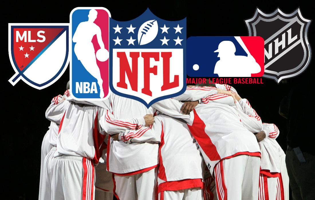 Sindicatos de ligas de EEUU confían en volver a jugar pero piden más
