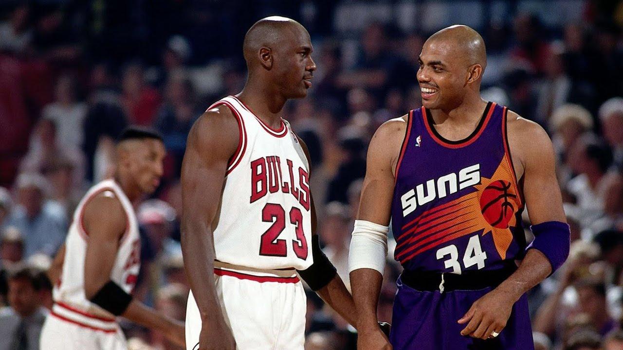 Charles Barkley lamenta mala relación con Michael Jordan