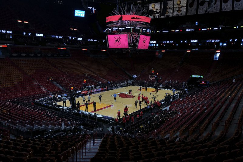 NBA avanza su reanudación de manera cauta