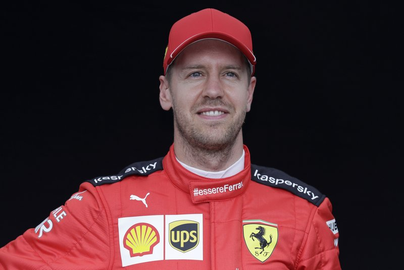 Sebastian Vettel abandonará Ferrari al final de 2020