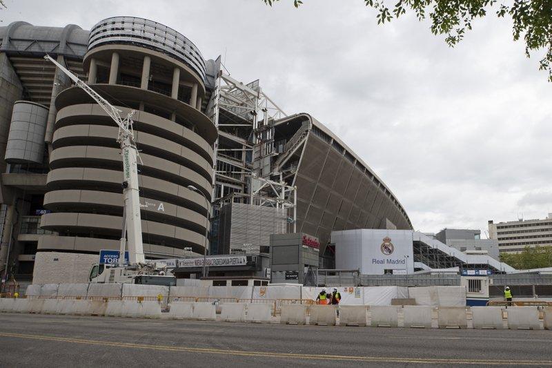 Liga española cerca de iniciar pruebas, volvería en junio