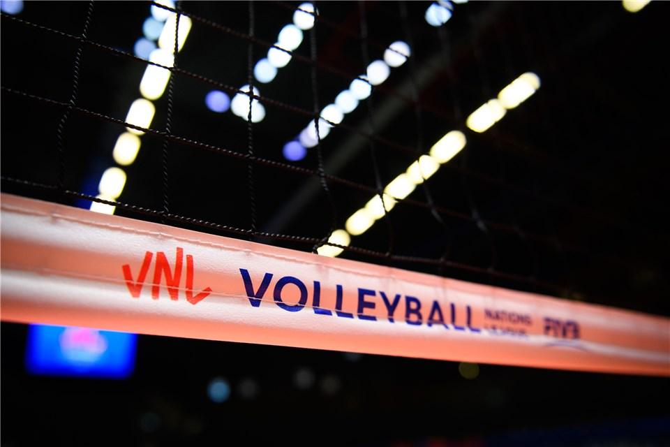 Federación Internacional de Voleibol cancela Liga de Naciones 2020