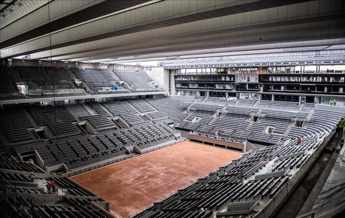 Abierto de Francia pudiera tener pocos o cero espectadores
