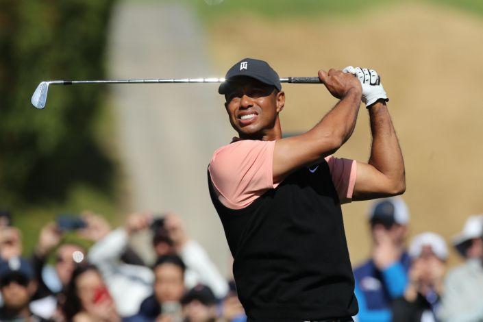 El golfista Tiger Woods dice que correr le destruyó el cuerpo