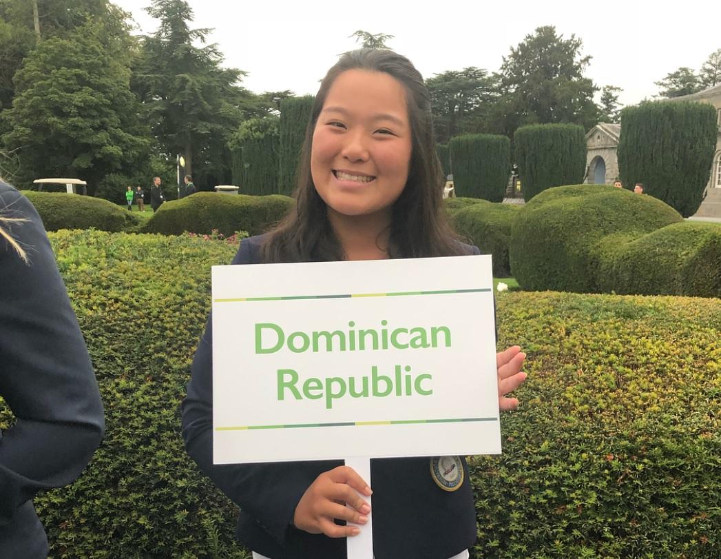 Golfista juvenil Stephany Kim irá a Universidad de Carolina del Norte