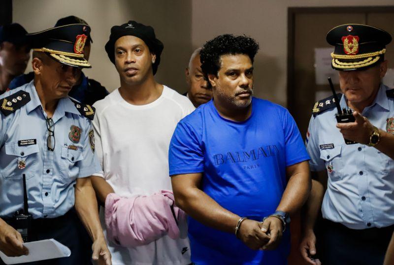 Fiscalía rechaza recusación de gestores implicados causa Ronaldinho