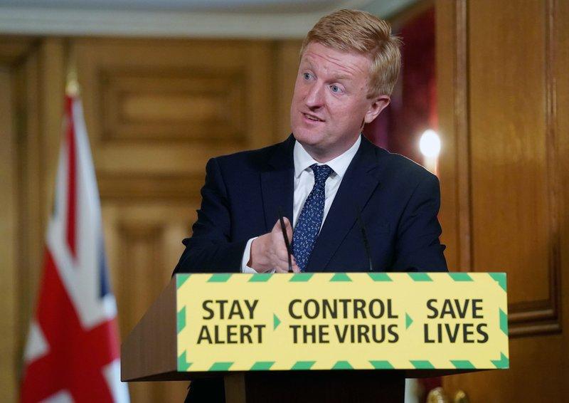Gobierno británico autoriza reanudación del deporte