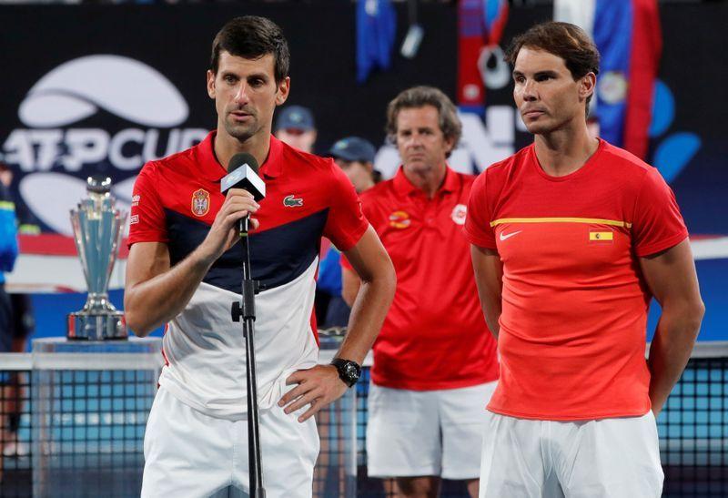 Toni Nadal señala que Federer es el mejor, pero Djokovic es más complicado para Rafa