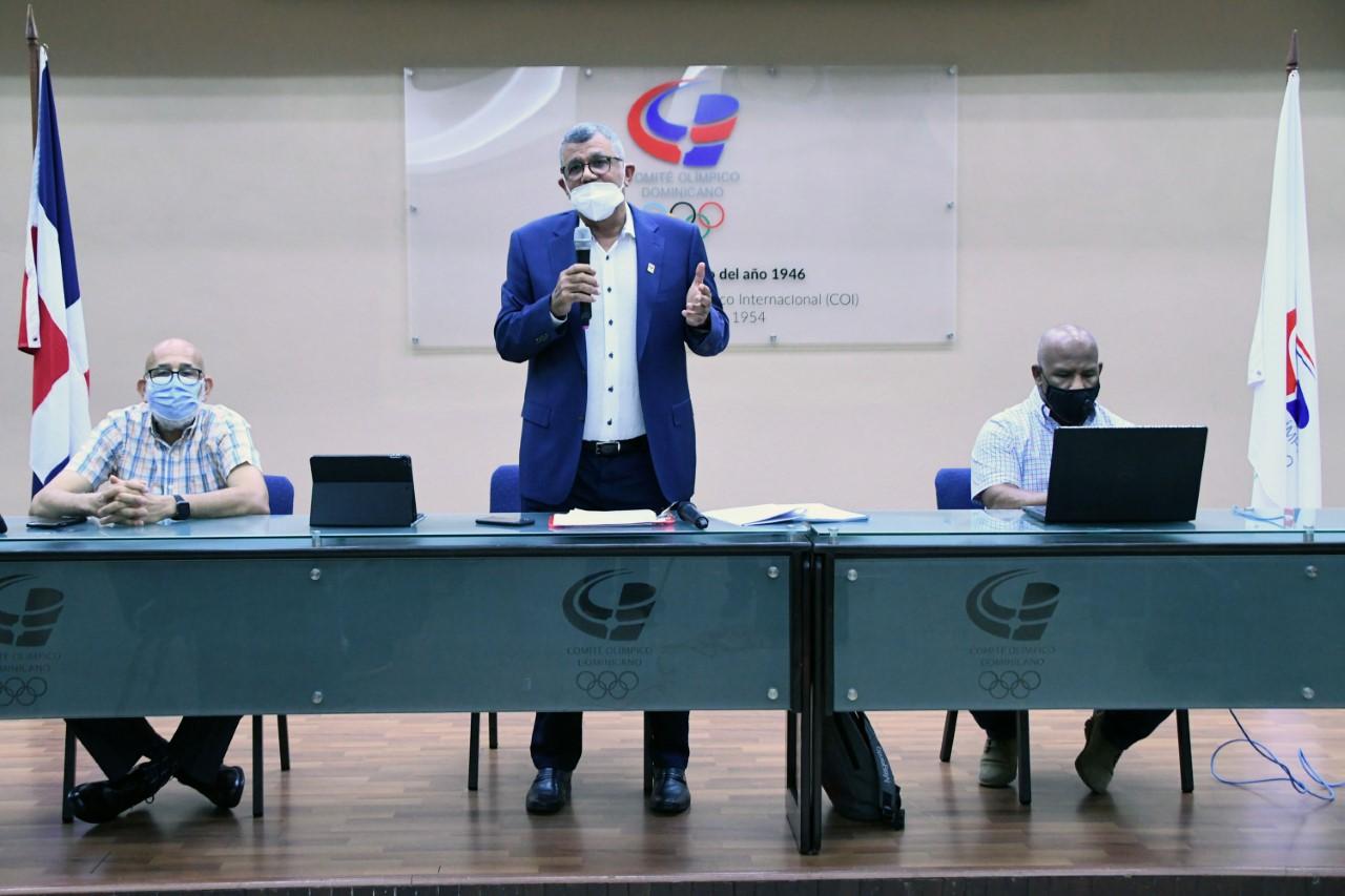 Debaten lineamientos generales de protocolo con las federaciones