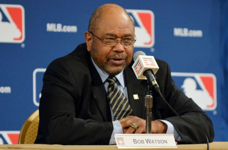 Ex gerente de los Yankees, Bob Watson muere a los 74 años