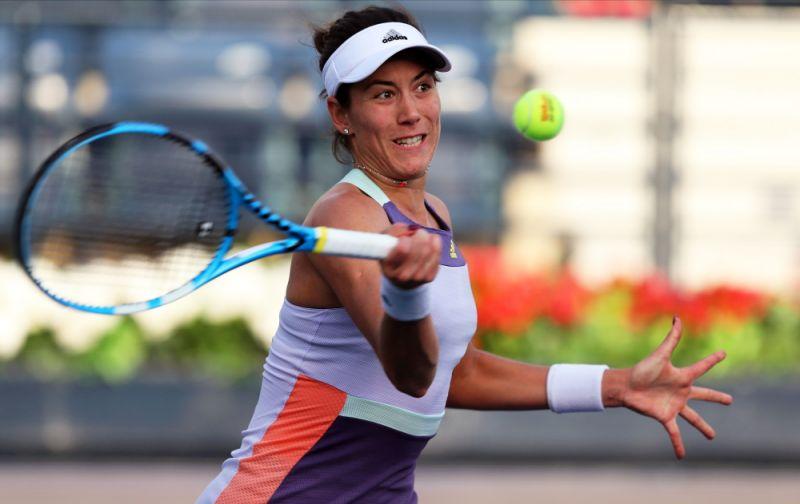 Muguruza: No estaba preparada para el gran vacío de no jugar al tenis