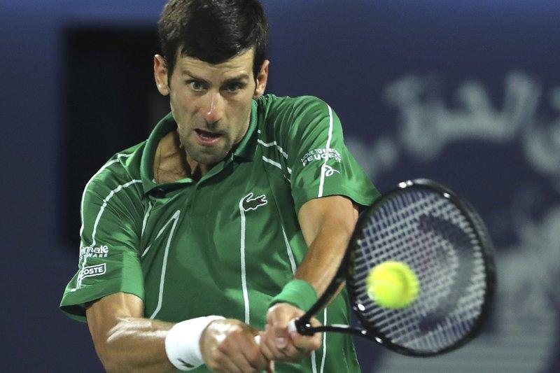 Djokovic habría violado normas de cuarentena en España