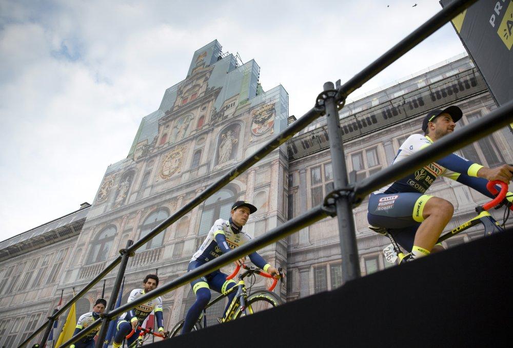 Ciclismo internacional se prepara para disputar frenético calendario
