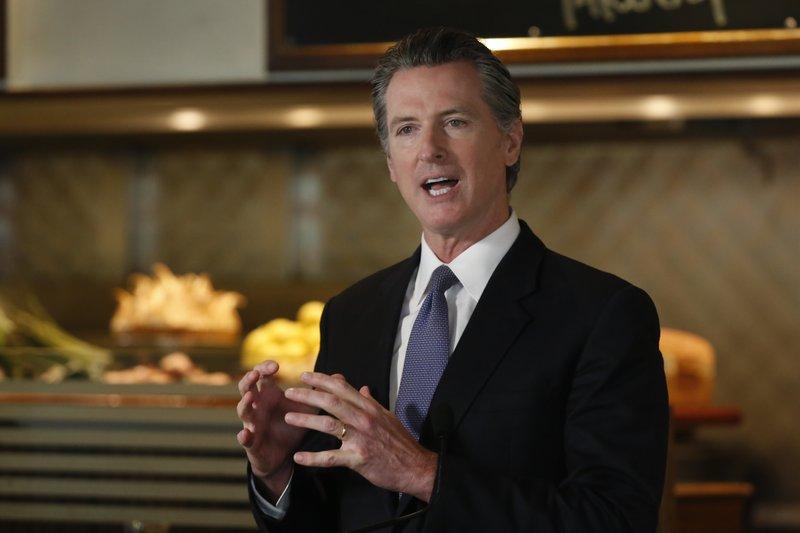 Gobernador de California da luz verde al deporte profesional