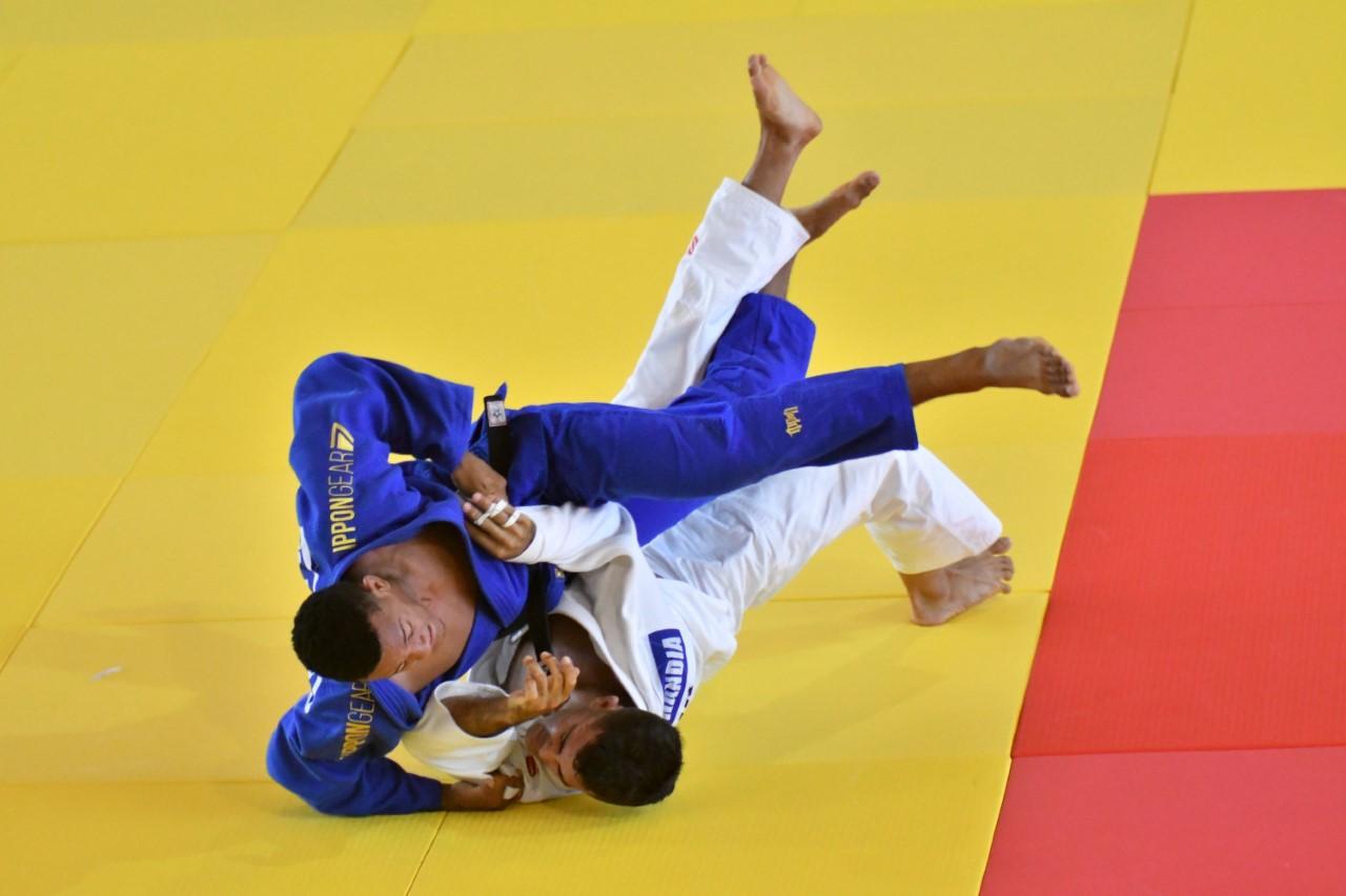 Equipo superior judo expone sus propósitos JJOO en foro virtual