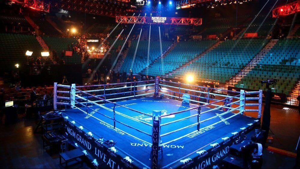 Autorizan la vuelta del boxeo a Las Vegas a puerta cerrada