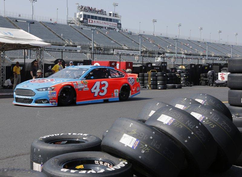La NASCAR se quedará en el sur durante junio