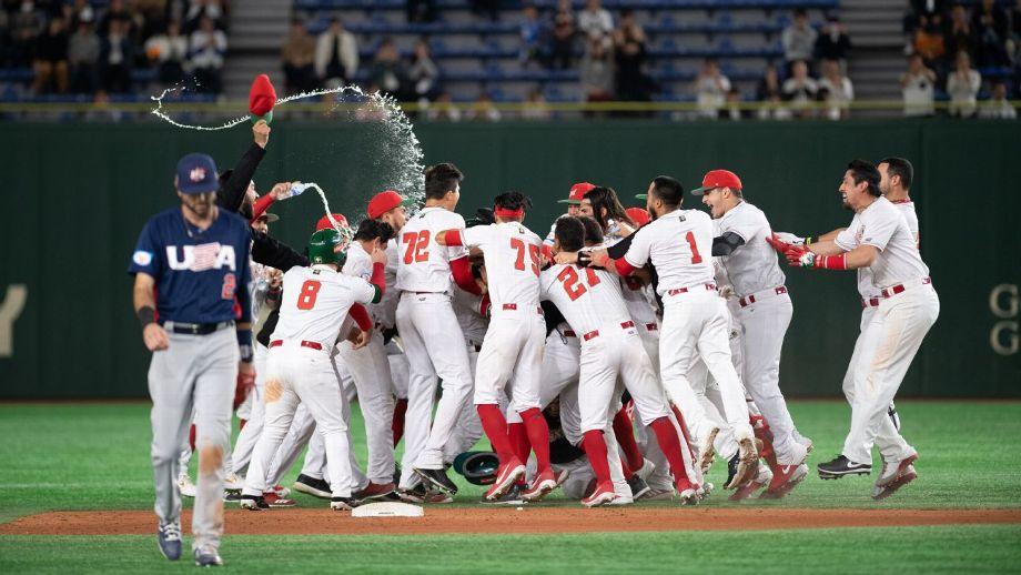 Presidente WBSC se esfuerza por sumar jugadores de MLB al béisbol olímpico