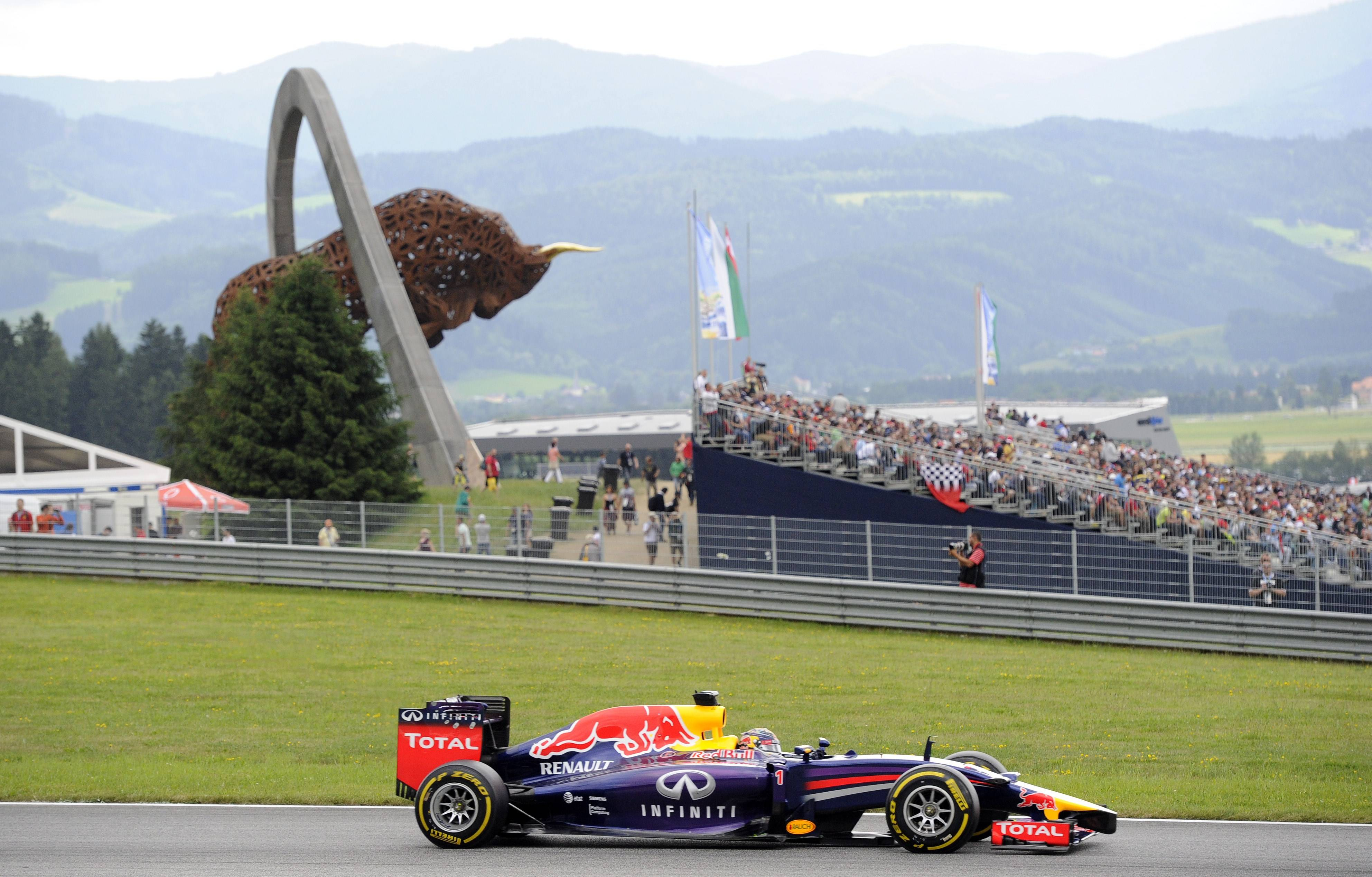 Luz verde para que el GP de Austria abra la temporada de F1 en julio