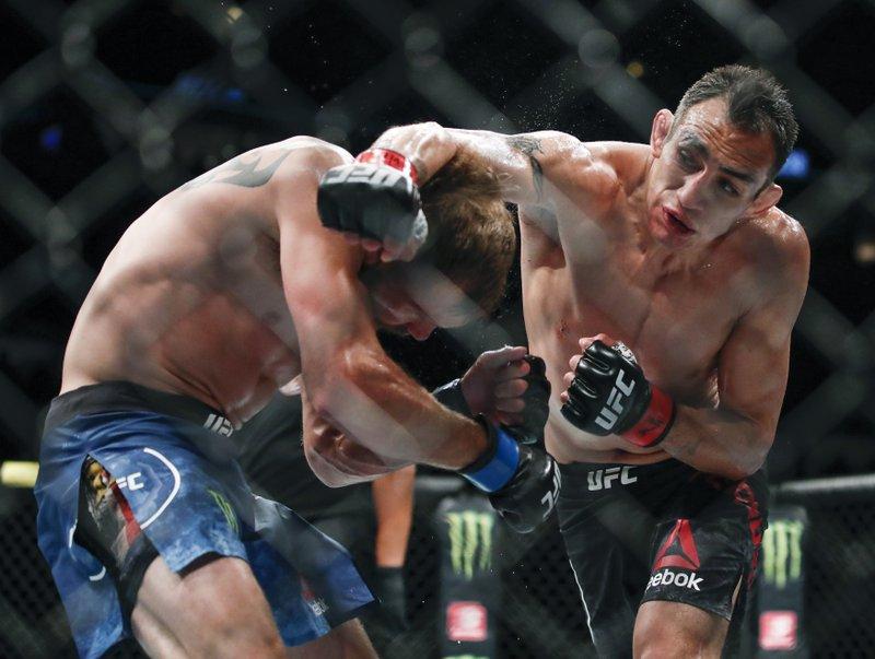 UFC ofrecería al público sensación de que vuelve normalidad