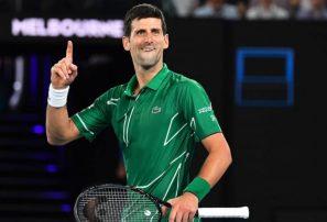 Djokovic da negativo en coronavirus