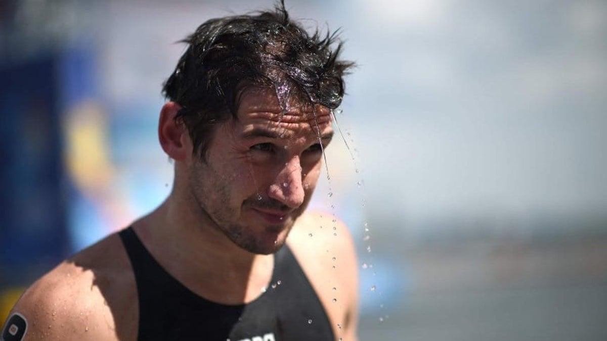 FINA suspende 4 años al nadador argentino Bertola por dopaje