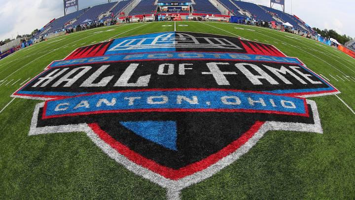 Juego de Salón de la Fama NFL se jugará sin aficionados