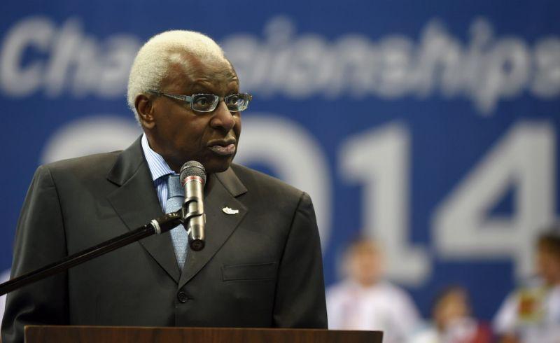 Lamine Diack no sabe explicar el acaparamiento de poder de su hijo en la IAAF