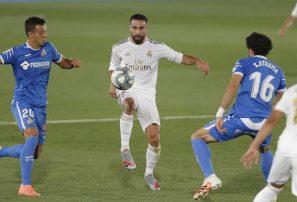 Real Madrid suma tres puntos de oro y se aleja del Barcelona