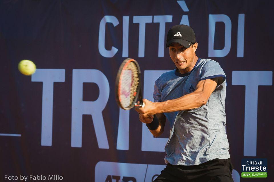 Roberto Cid avanza al cuadro principal del Open du Pays d'Aix