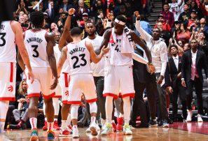 Toronto Raptors cierran temporada regular con triunfo