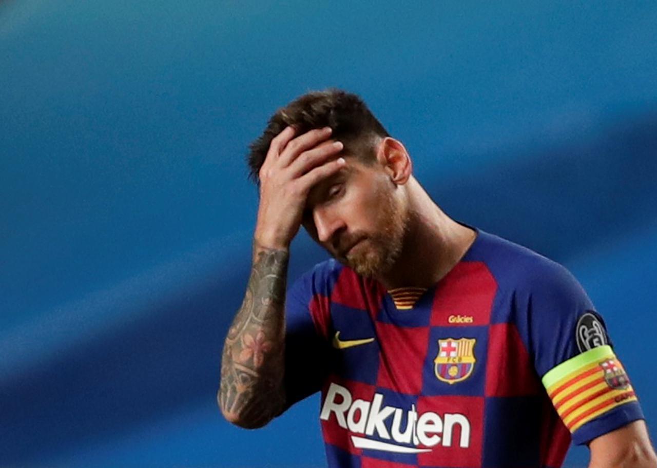 Messi y Barcelona demandarán tras la publicación de un
