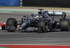 Mercedes domina prácticas para GP de España de F1
