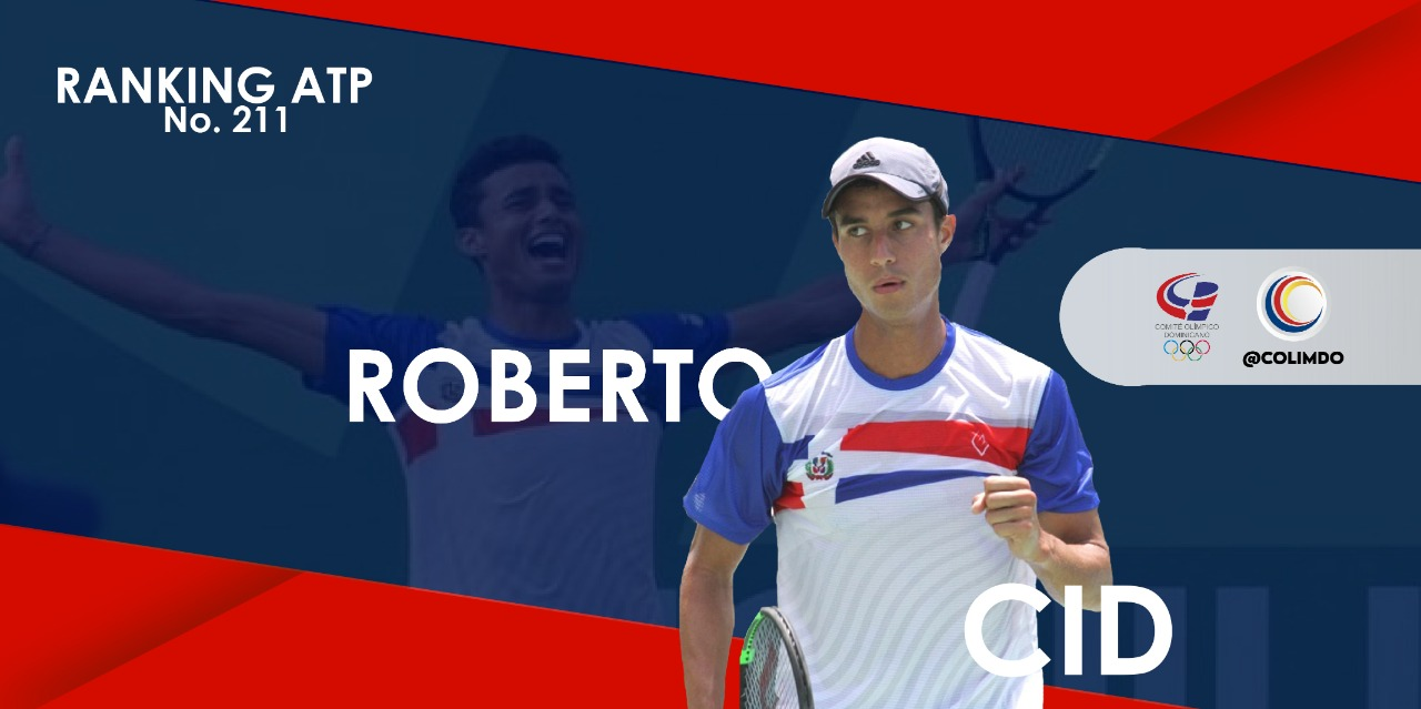 Roberto Cid ocupa su mejor posición ranking ATP; se prepara para Roland Garros