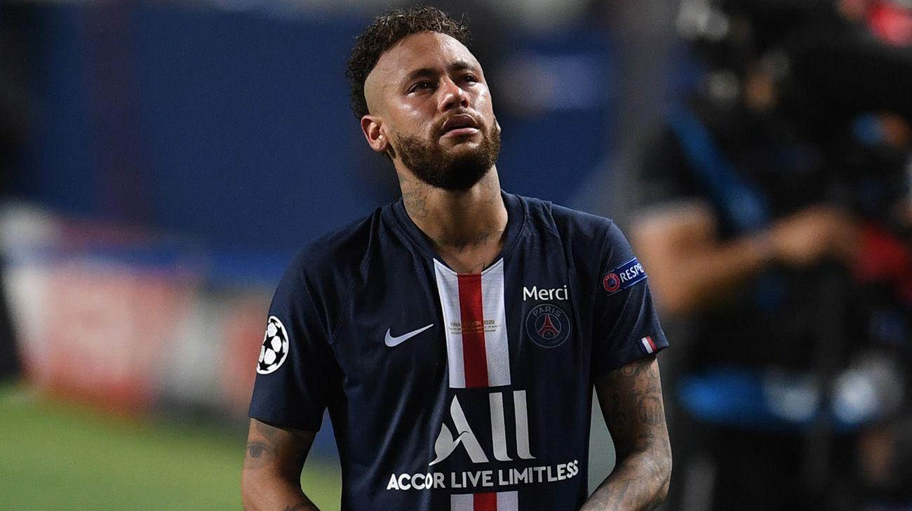 PSG tiene tres casos positivos de COVID; Neymar uno de ellos