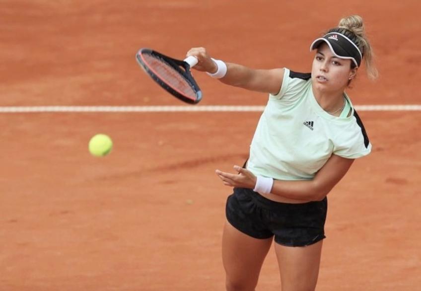 Mexicana Renata Zarazúa consigue histórica calificación para Roland Garros
