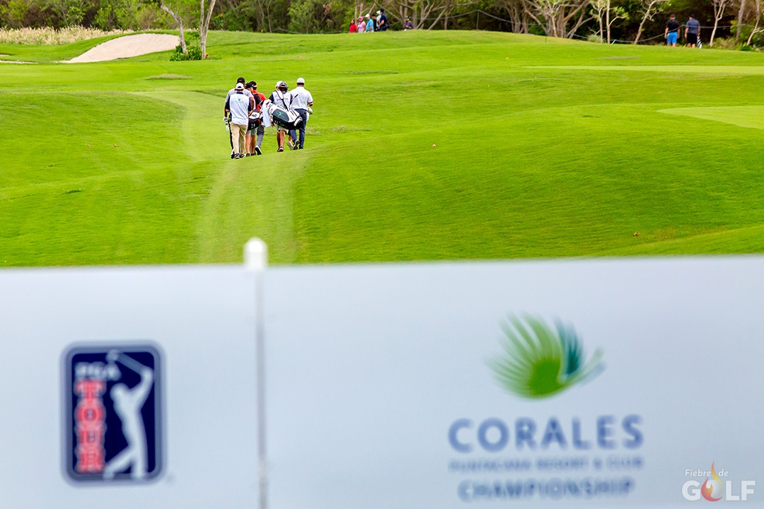 PGA Tour regresa por tercer año a Corales Punta Cana