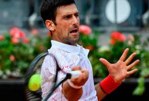 Djokivic, a semifinales; Schwartzman elimina a Nadal Masters Roma