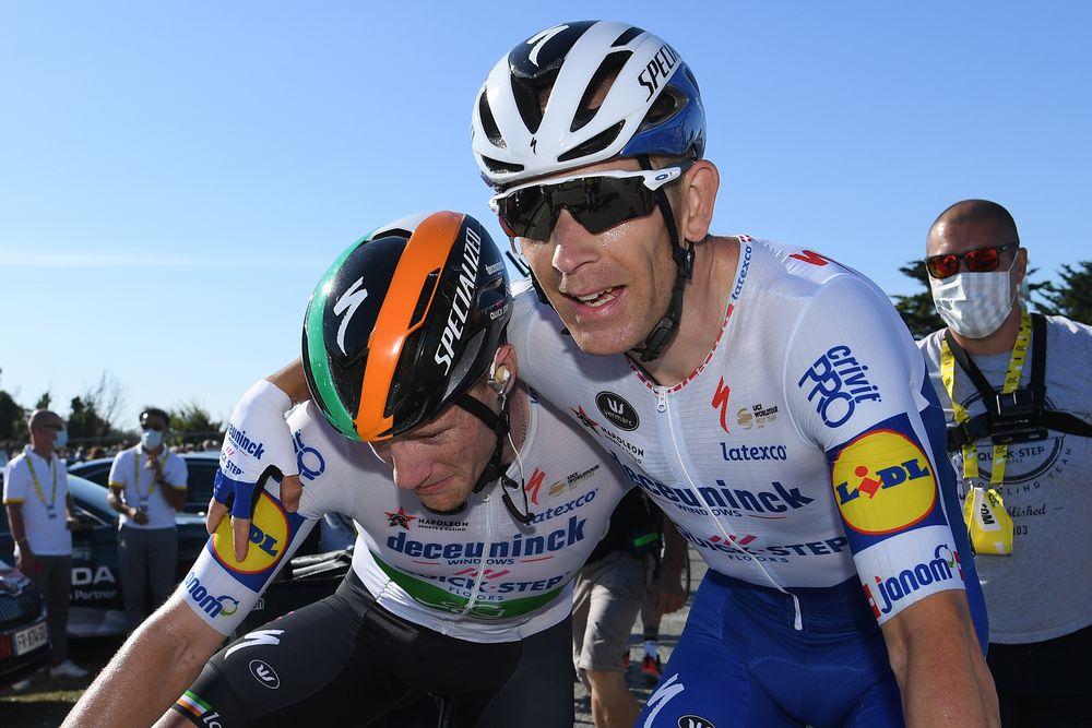 Sam Bennett completa el triplete en las tres grandes Tour de Francia